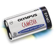 Olympus LB-01 2PE Li-Battery (013523)
