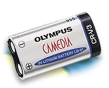 Olympus LB-01 2PE bateria litowa (013523)