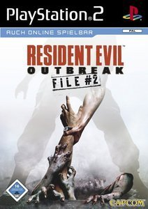 Resident Evil: Outbreak 2 (German) (PS2)