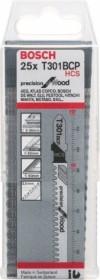 25er-Pack Precision for Wood Bosch Stichsägeblatt T 301 BCP