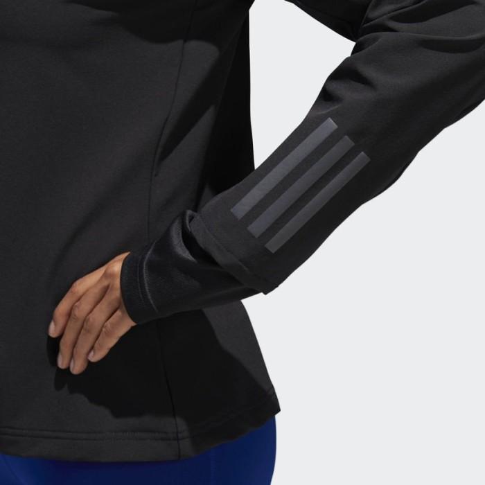 adidas Response Soft Shell Laufjacke schwarz