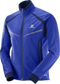 Salomon RS warm Softshell Jacket forged iron/black (men) (397078)