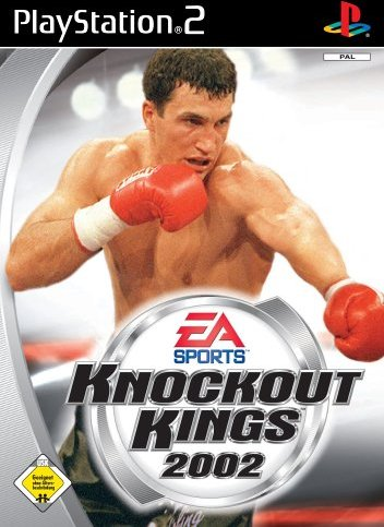 Knockout Kings 2002 (niemiecki) (PS2) -- via Amazon Partnerprogramm