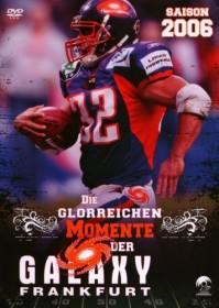 American Football: Galaxy Frankfurt - Saison 2006 (DVD)