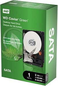 Western Digital WD Caviar Green 1.5TB, 32MB cache, SATA 3Gb/s, retail (WDBAAY0015HNC-ERSN)