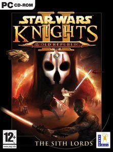 Star Wars: Knights of the Old Republic 2: The Sith Lords (KOTOR 2) (niemiecki) (PC) (6086)