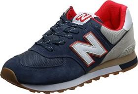 New Balance 574 nubuck (Herren) (ML574SKB)