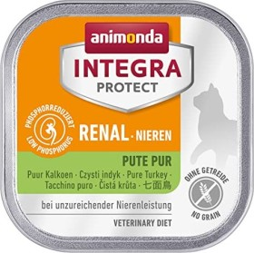 animonda Integra Protect Nieren Pute Pur 1.6kg (16x100g)