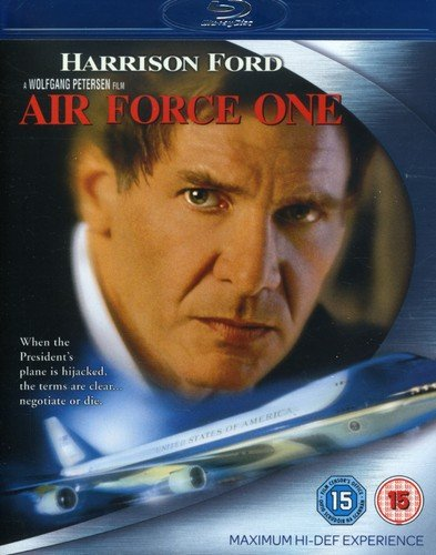 Air Force One (Blu-ray) (UK) -- via Amazon Partnerprogramm