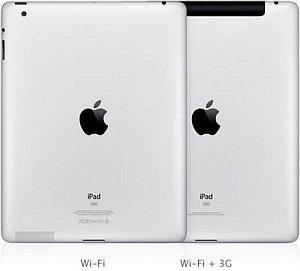 Apple iPad 2 3G 64GB white (MC984FD/A)