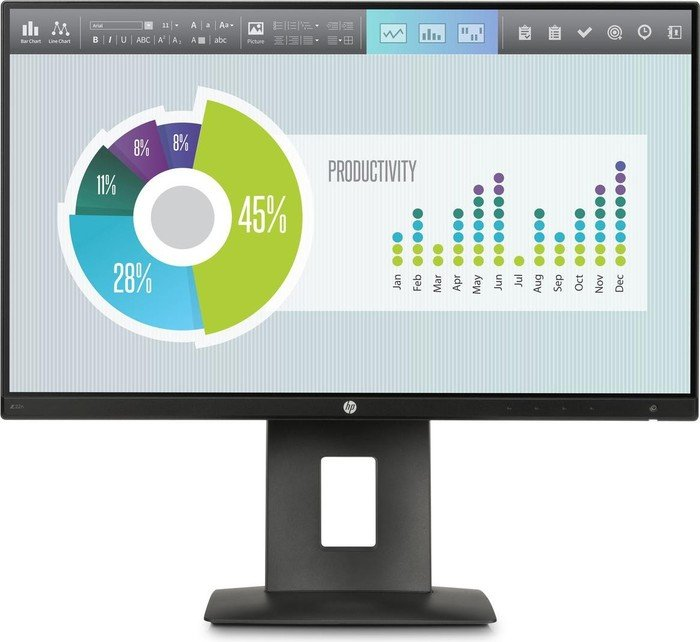 "HP Z Display Z22n, 21.5"" (M2J71AT)"