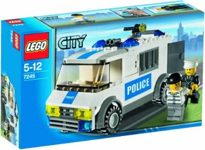 LEGO City Polizei - Gefangenentransporter (7245) -- via Amazon Partnerprogramm