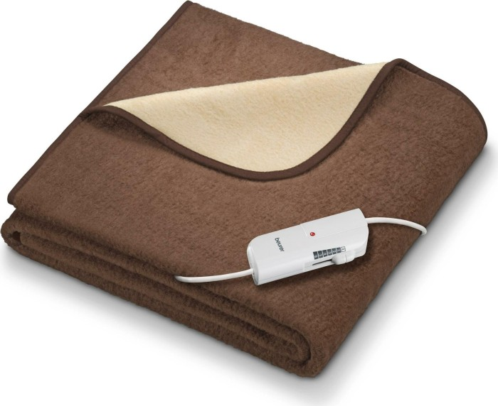 Beurer HD100 heated blanket -- (c) DCI AG