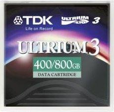TDK Ultrium LTO-3 cassette (D2406-LTO3)