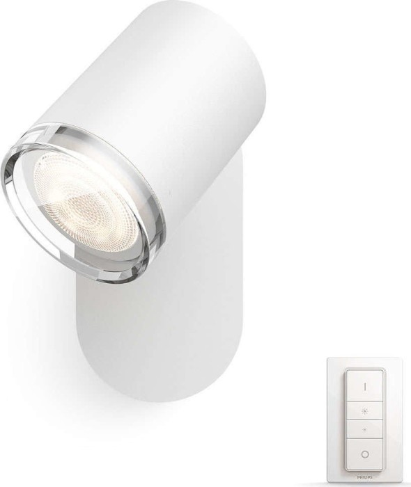 Philips Hue White Ambiance Adore Spot 1-flammig weiß (34359/31/P7)