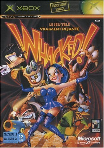 Whacked! (niemiecki) (Xbox) -- via Amazon Partnerprogramm