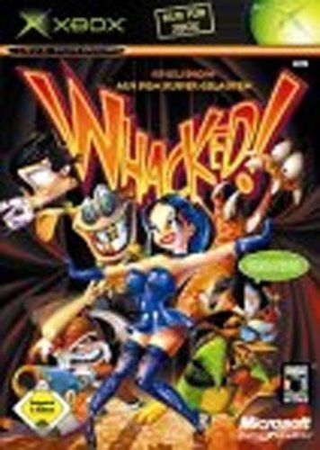 Whacked! (deutsch) (Xbox) -- via Amazon Partnerprogramm