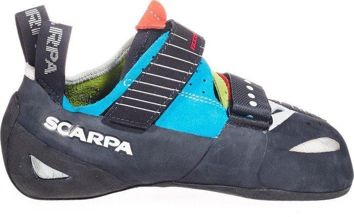 Kletterausrüstung Globetrotter : Scarpa boostic 70014 klettersport sport & freizeit