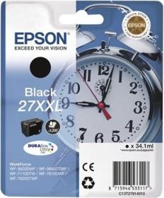 Epson Tinte 27XXL schwarz (C13T27914010)