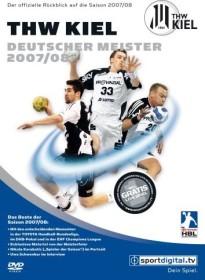 Handball: THW Kiel - Deutscher Meister 2007/2008 (DVD)