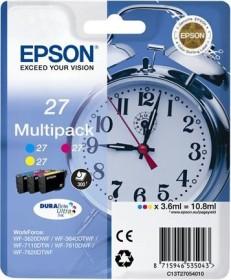 Epson Tinte 27 CMY (C13T27054010)