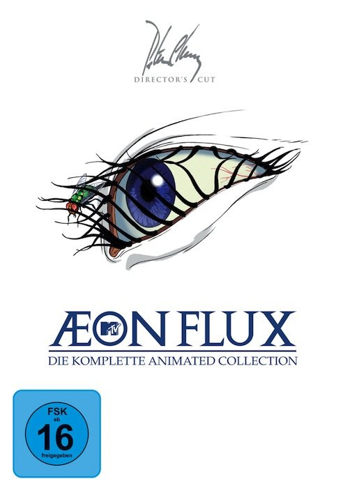 Aeon Flux Box