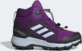 adidas Terrex Mid GTX active purple/aero blue/true pink (Junior) (BC0597)