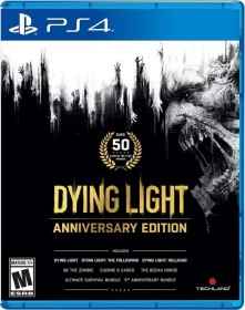 Dying Light - Anniversary Edition (PS4)