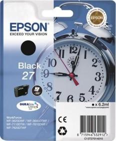 Epson Tinte 27 schwarz (C13T27014010)