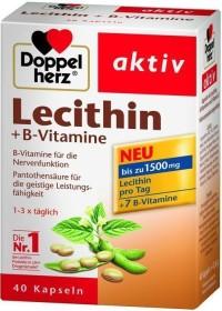 Doppelherz Lecithin, 40 pieces