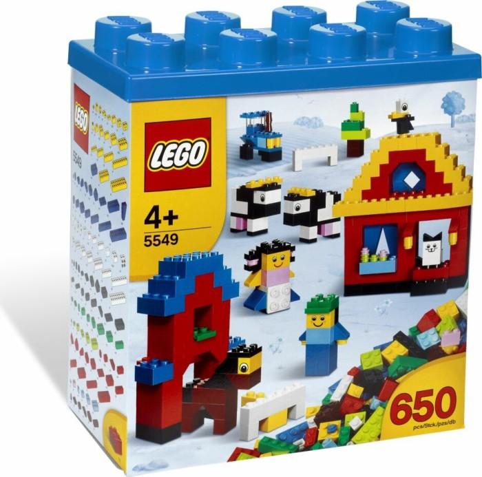 LEGO Steine & Co. - Sommer-Bauspaß (5549) -- via Amazon Partnerprogramm