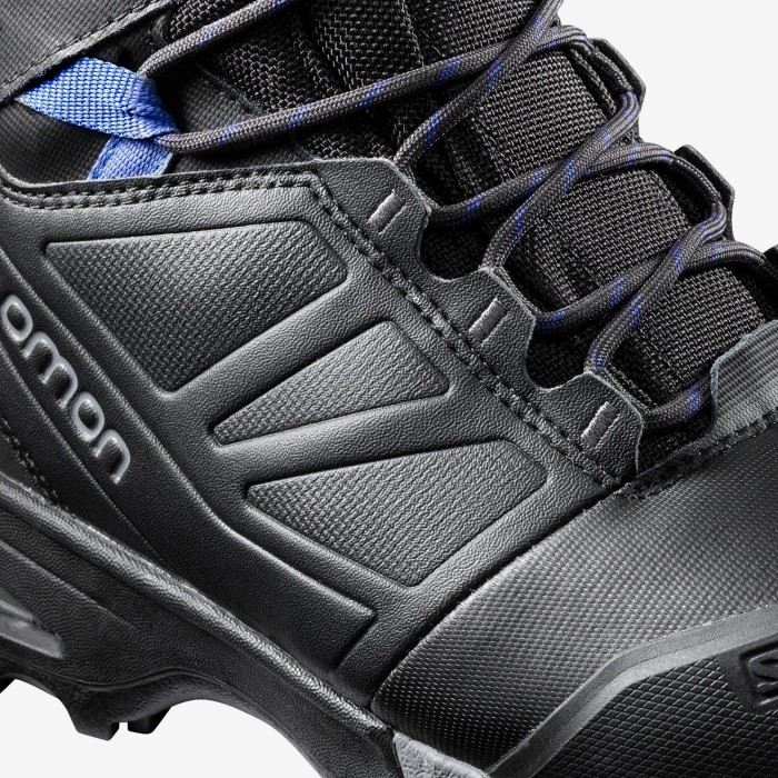 Salomon Toundra Pro CS WP phantomblackamparo blue ab € 145