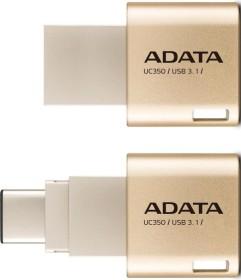 ADATA UC350 USB Type-C 32GB, USB-C 3.0/USB-A 3.0 (AUC350-32G-CGD)