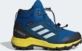 adidas Terrex Mid GTX blue beauty/grey one/shock yellow (Junior) (BC0596)