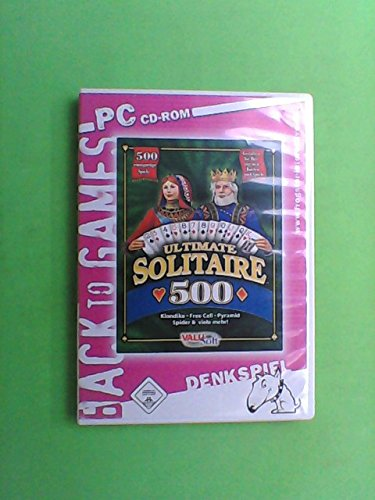 Ultimate Solitaire 750 (German) (PC) -- via Amazon Partnerprogramm