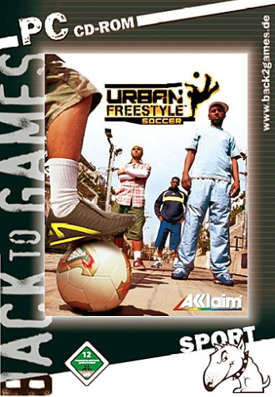 Urban Freestyle Soccer (niemiecki) (PC) -- via Amazon Partnerprogramm