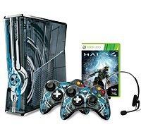 Microsoft Xbox 360 Slim - 320GB Halo 4 Bundle