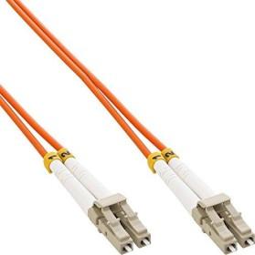 InLine LWL Duplex Kabel, OM1, 2x LC Stecker/2x LC Stecker, 10m (88630)