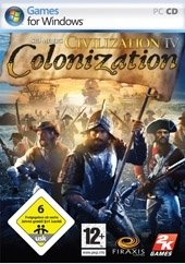 Sid Meier's Civilization 4 - Colonization (English) (MAC)