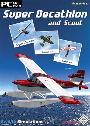 Flight Simulator 2004 - SuperDecathlon & Scout (Add-on) (deutsch) (PC) -- via Amazon Partnerprogramm