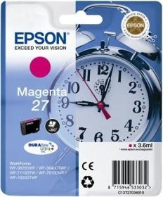 Epson Tinte 27 magenta (C13T27034010)