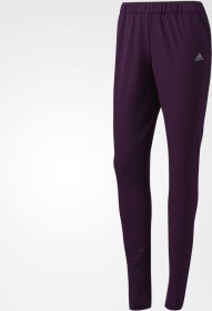 adidas Response Soft Shell Laufhose lang purplered night