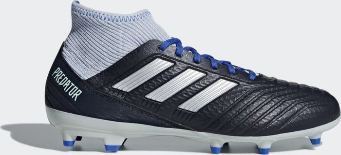 adidas Predator 18.3 FG legend inksilver metallicaero blue (Damen) (BD7299) ab € 44,98