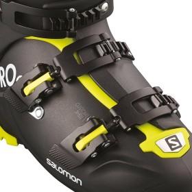 SALOMON X Pro 110 Herren Skischuh schwarzgelb   2727,5
