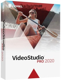 Corel Video Studio Pro 2020 (deutsch) (PC) (VS2020PMLMBHM)