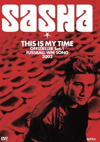 Sasha - This is my Time -- via Amazon Partnerprogramm