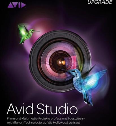 Avid Studio, Update (German) (PC) (8217-30009-01) -- via Amazon Partnerprogramm