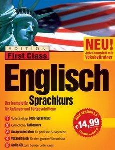 Digital Publishing: First Class Sprachkurs Englisch 5.0 (PC)