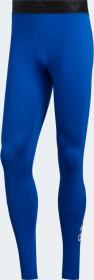 adidas Alphaskin 2.0 Sport Hose lang royal blue (Herren) (GC8253)