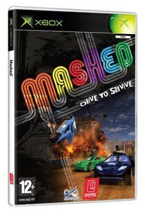 Mashed (German) (Xbox) (XB-598)